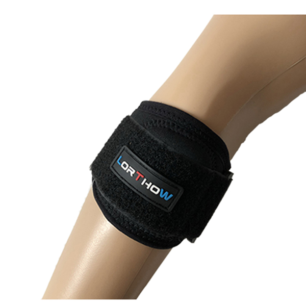 Padded Elbow Support Splint and Brace for Sports Tennis, Golf and Computer Discomfort Protection Featured Image