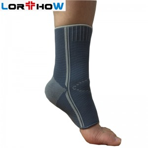 Closed Heel Joint Warming Elastic Knit Ankle Support Sleeve for ankle pain Relief associated with arthritis elastic ankle wrap
