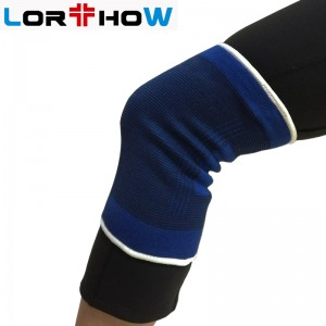 Basic High Elastic Warm-kept Kneelet Cold-proof Kneepads Cotton Warmth Knee Sleeve Brace Protector knee brace