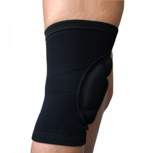 Sports Protection Thicken Sponge Padding Breathable Elastic Knee Pads Knees Brace Support Knee Protector for volleyball, Football,Clim