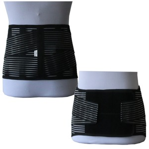 Breathable Orthopedic Waist support Belt Medical Protection with extra straps for Abdomen tightening