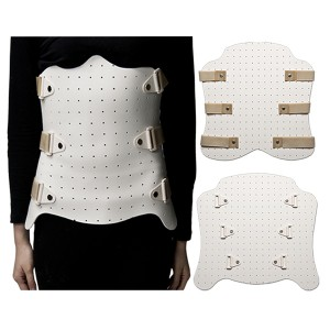 Thermoplastic Splint Sheet Material for Waist Vest fixing reinforced type