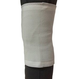 Pull-up Medical Elastic Knit Knee Sleeve Brace with cap patella for Medical Rehabiliation