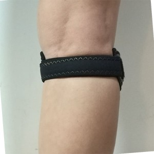 Adjustable Sports Patella Tendon Knee Support  Band Brace Strap Protector