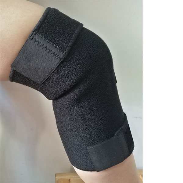 Hot Sale for Wrist Supporter - Single size Open sport gym support Knee Wrap for weak or stressed knee or arthritis – Bracefactory