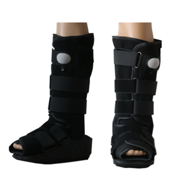 Fracture healing Air Cam orthopedic walker boot for broken ankle rehabilitation Featured Image