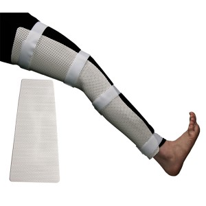 Thigh Knee & Calf Splint of Thermoplastic Splinting Materials