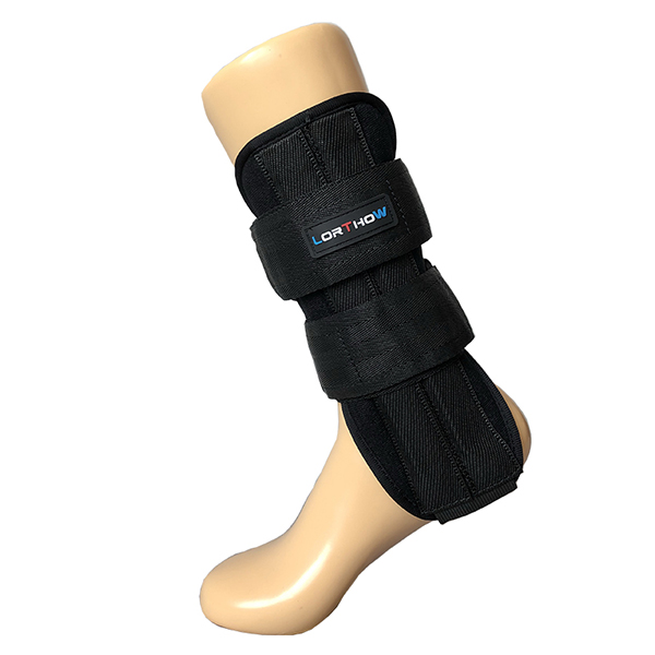 New Fashion Design for Knee Bandage - Stirrup Ankle supporting Brace with soft liner suitable for soft tissue injury – Bracefactory