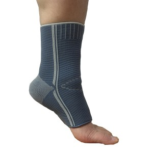 Closed Heel Joint Warming Elastic Knit Ankle Support Sleeve for ankle pain Relief associated with arthritis