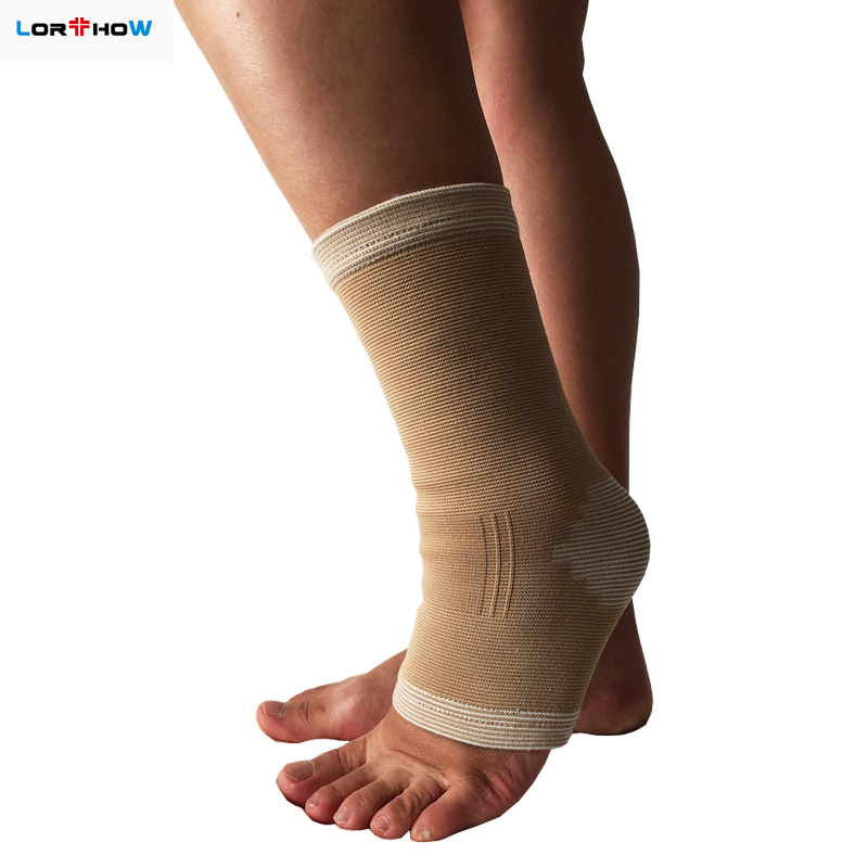 Closed Heel Joint Elastic Knit Ankle brace Sleeve for ankle pain Relief associated with arthritis ankle support medical Featured Image