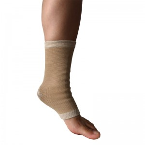 Closed Heel Joint Elastic Knit Ankle brace Sleeve for ankle pain Relief associated with arthritis ankle support medical