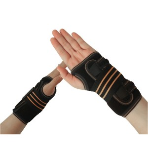 Universal Wrist and Palm Brace Carpal Tunnel Splint relieving  syndrome, rheumatoid arthritis & post-colles fracture