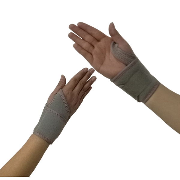Ventilated Elastic Neoprene Wrist Support Brace for Strains, Sprains Featured Image