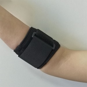 Padded Elbow Support Splint and Brace for Sports Tennis, Golf and Computer Discomfort Protection