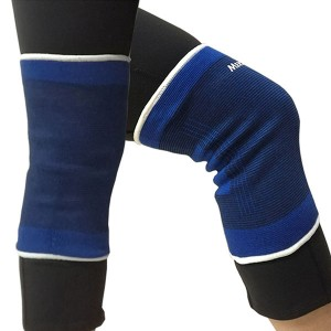 Basic High Elastic Warm-kept Kneelet Cold-proof Kneepads Cotton Warmth Knee Sleeve Brace Protector