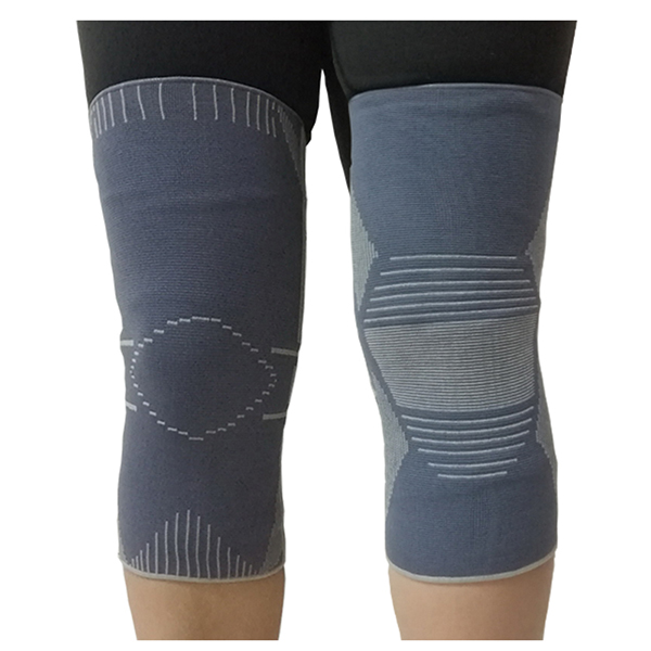 Pull-up Elastic Knit Knee Sleeve Brace closed patella for sports protection Featured Image
