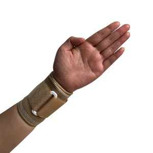Elastic enhanced wrist Support