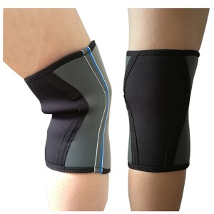 Pull-on Neoprene Knee Sleeve for Warming Weak Knee Joint