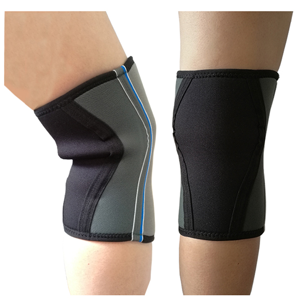 Pull-on Neoprene Knee Sleeve for Warming Weak Knee Joint Featured Image