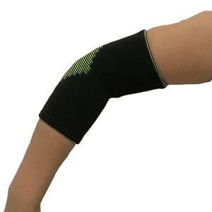 Elastic Pull-up Elbow Support Brace Sleeve for strains or stiffness pain relief