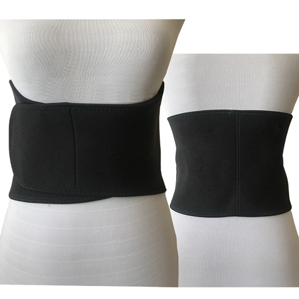 Contoured neoprene rib support belt for women abdominal bracing after surgical Featured Image