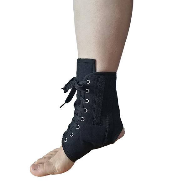 ankle brace orthpedic when ankle injury