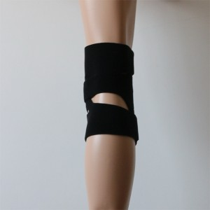 Open Patella Knee support Wrap for running and sports protection