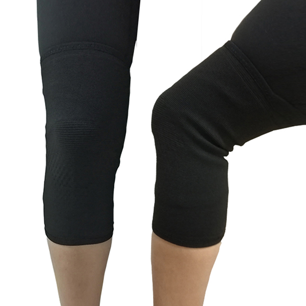 Quality Inspection for Sacro Brace - Pull-up Medical Elastic Knit Knee Sleeve Brace with cap patella for Medical Rehabiliation knee support for sports  keep warm – Bracefactory