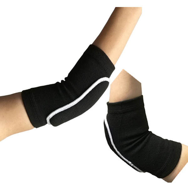 Wholesale Discount Mesh Lumbar Support - Adjustable Pad Protector Elastic Knit Elbow Brace Support Wrap for Pain Relief – Bracefactory